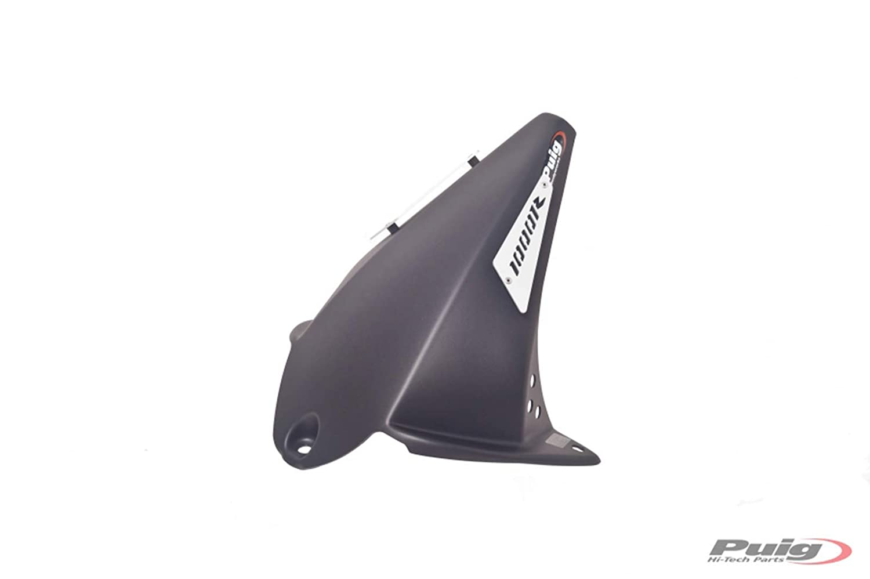 08-10 KAWASAKI ZX10R: Puig Rear Tire Hugger - Black (BLACK)