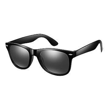 Amazon.com: EFE Classic - Gafas de sol unisex con funda de ...