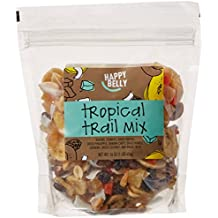 Amazon Brand - Happy Belly Tropical Trail Mix, 16 ounce