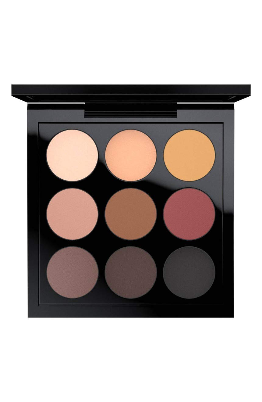 Eyes On MAC Semi-Sweet x 9 Eyeshadow Palette Semi-Sweet Times Nine