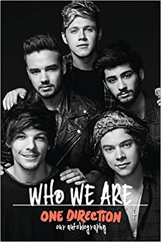 One direction who we are our official autobiography livros na one direction who we are our official autobiography livros na amazon brasil 8601410677657 stopboris Gallery