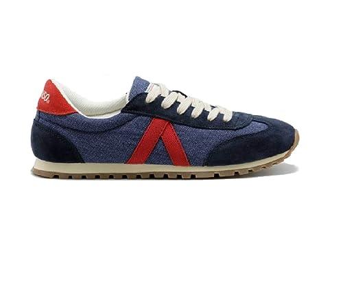 El Ganso R Walking Canvas, Zapatillas de Deporte para Hombre, (Gris Único), 44 EU: Amazon.es: Zapatos y complementos