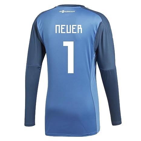 adidas DFB Goalkeeper Jersey Torwarttrikot Deutschland WM