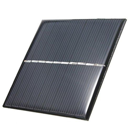 ILS. - 5v 0.8W 160mA 80x80x3.0mm epoxy polycrystalline Silicon Solar Panels