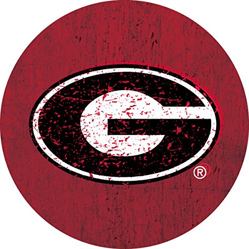 R and R Imports, Inc Georgia Bulldogs NCAA Collegiateアンティーク調木目トレンディ4