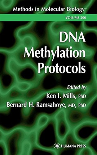 DNA Methylation Protocols (Methods in Molecular Biology)