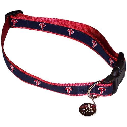 - Sporty K9 MLB Dog Collar, MLB Philadelphia Phillies Medium/Large