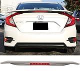 Racingbees Honda Civic 4-Door Sedan RS Style Trunk Spoiler ABS Unpainted 2016 2017 2018