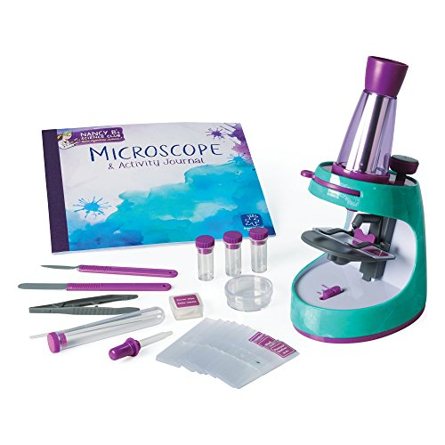 Educational Insights Nancy B's Science Club Microscope and 22-page Activity...