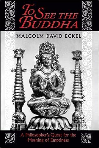 Eckel See the Buddha cover art