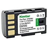 Kastar BN-VF808 Battery (1-Pack) for JVC BN-VF808, BN-VF808U, BN-VF815, BN-VF815U, BN-VF823, BN-VF823U and JVC MiniDV, Everio GZ-MG130, 155, 255, GZ-MG555 and other specified camcorders