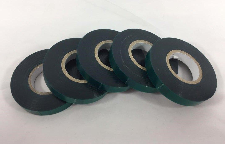GROW1 Complete Plant Branch Tape Gun Kit - 5,000 Staples, 5 Rolls Tie Tape, 3pc Blades & Tape Gun by GROW1