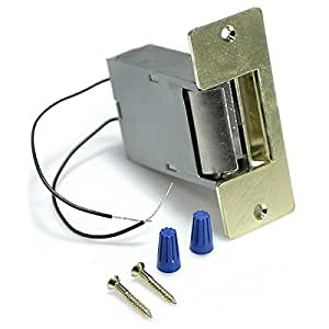 Lee Electronic 5 Mortise Type Electric Door Strike