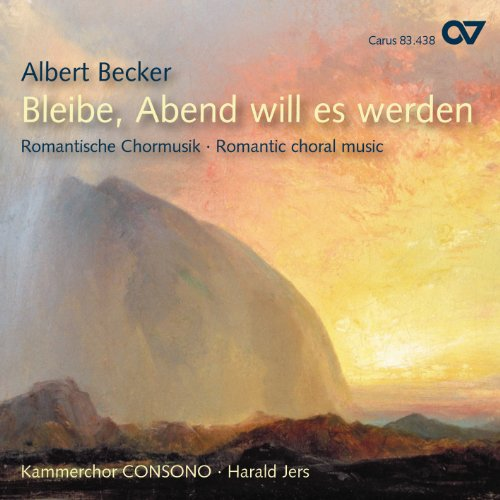 Becker: Romantic Choral Music (Choral Romantic Music)
