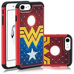 iPhone 6 / 6S/7 Case - Onelee Wonder Wom...