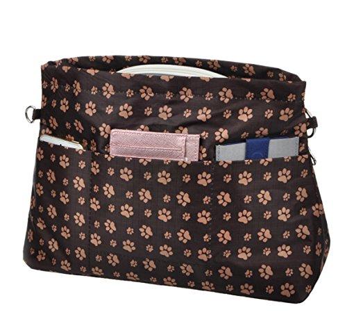 zippered handbag organizer - 3