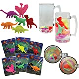 Growing Dinosaurs Action Figure (12 Pack)