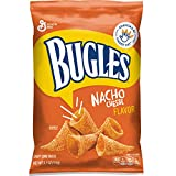 Bugles, Nacho Cheese, 3.7 Ounce (Pack of 12)