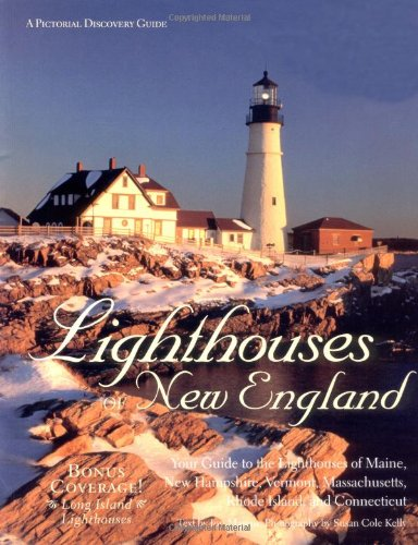 Lighthouses of New England (East Coast)