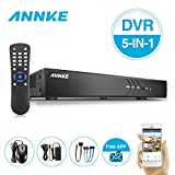 ANNKE HD-TVI 3MP 16-Channel 5-in-1 Security DVR Recorder System & 2TB HDD Included
