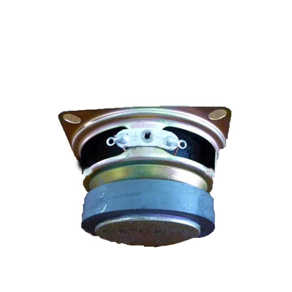 2pcs 2' inch 4Ohm 3W Full Range Audio Speaker Stereo Woofer Loudspeaker New coinbuylot