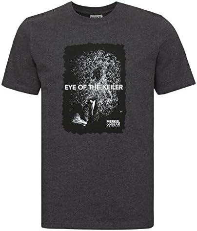 Merkel Gear T-Shirt Eye of The Keiler aus Baumwolle