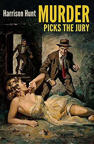 book cover of Murder Picks the Jury