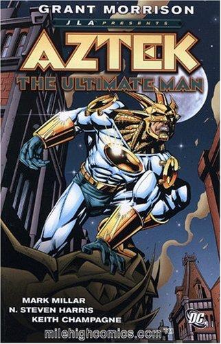 Jla Presents (JLA Presents: Aztek - the Ultimate Man)