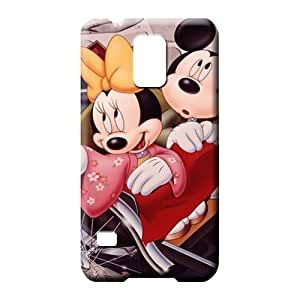 samsung galaxy s5 Brand Eco-friendly Packaging Cases Covers For phone phone skins mickey and minnie