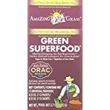 Amazing Grass Green Superfood Orac, Box of 15 Individual Servings, 0.25-Ounce, 15 Count