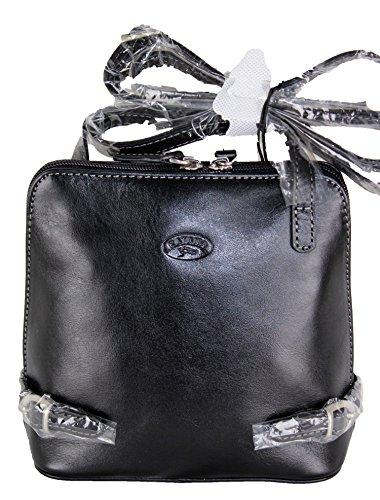 Katana Petit sac en cuir réf 1806 + CADEAU SURPRISE Noir