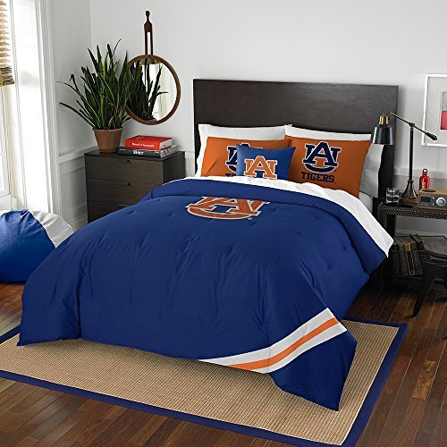 The Northwest Company 7-Piece NCAA Auburn Tigers Comforter Set, Full
