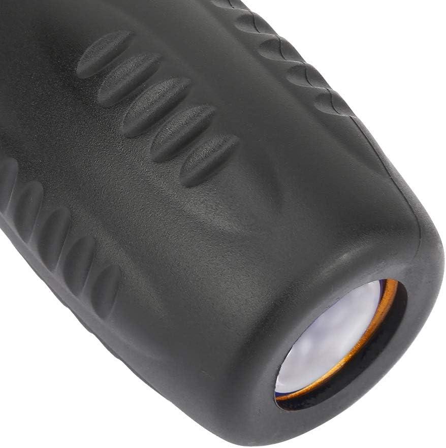 Destornillador dinamom/étrico ajustable con preajuste del tipo destornillador hexagonal con 2 cabezales de tornillo de 0,5-3 Nm casquillo hexagonal