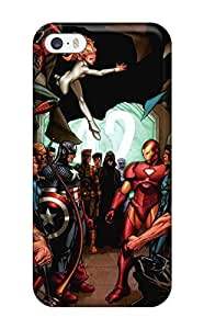 Awesome Case Cover/iphone 5/5s Defender Case Cover(marvel)