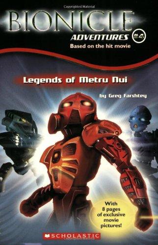 Download Legends of Metru Nui (Bionicle Adventures #4) PDF
