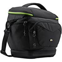 Case Logic KDM-102 Kontrast Medium DILC Shoulder Bag (Black)
