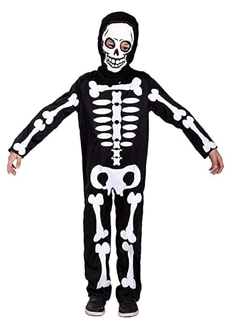 Disfraz de esqueleto - disfraz - carnaval - halloween - zombies ...