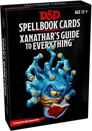 Spellbook Cards: Xanathar's