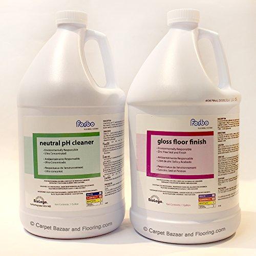 Forbo Marmoleum Linoleum Floor Cleaner (Gallon) And