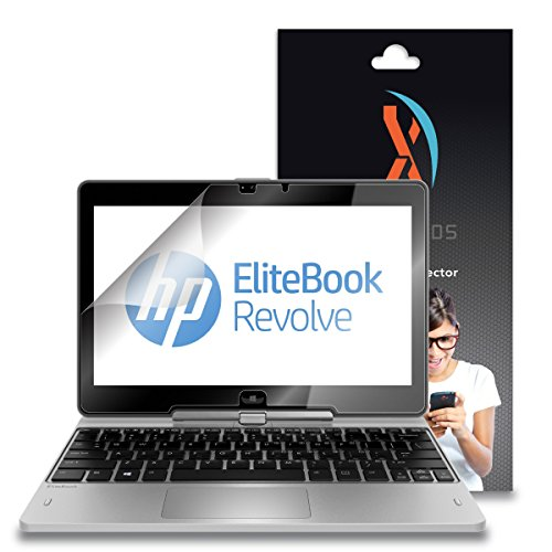 XShields© (2-Pack) Screen Protectors for HP EliteBook Revolve 810 G1 Laptop (Ultra - Accessories G1 T-mobile