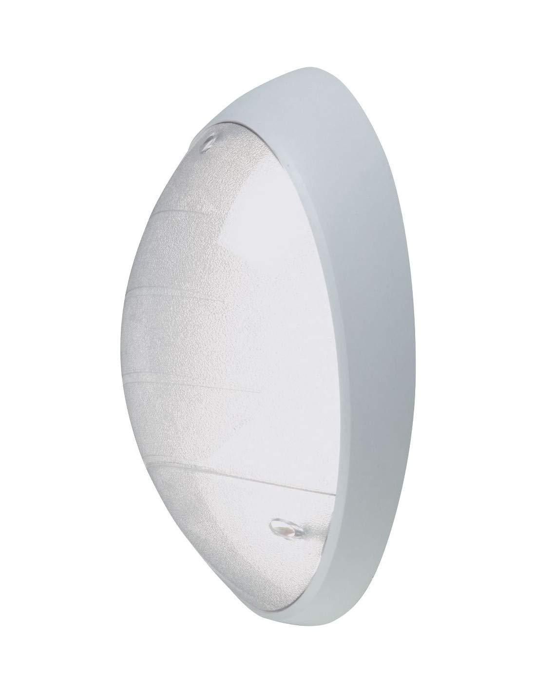 hublot ovale - atoll - e27 - 75w - e27 - dé tecteur - blanc - l'é bé noid 79550 L' ébénoid