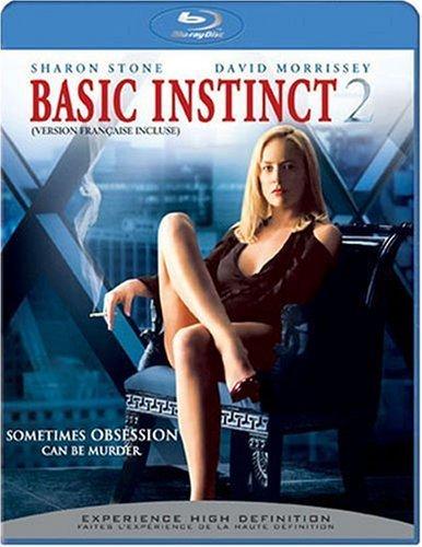 Poster of Basic Instinct 2 2006 Full Hindi Dual Audio Movie Download BluRay 720p