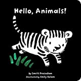 Hello, Animals! (Black and White Sparklers) (Tiger Tales)