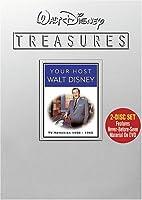Your Host, Walt Disney: TV Memories, 1956-1965 (Walt Disney
