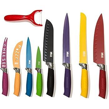 Amazon.Com: Kitchen Knife Set, Professional Chef Grade (Premium