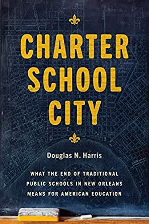 Amazon.com: Charter School City: What the End of