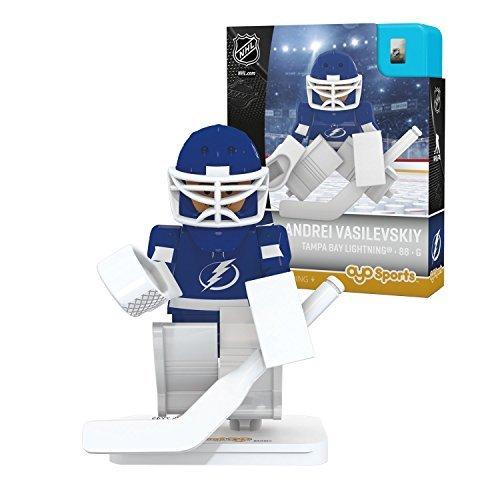 OYO Sports NHL Minifigure Tampa Bay Lightning Andrei - Bay Tampa Goalie Lightning