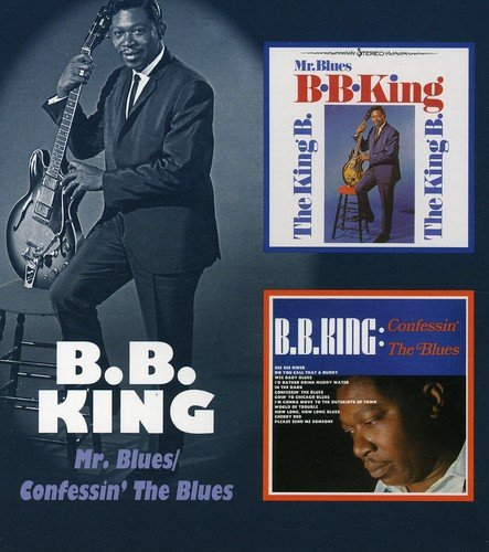 B.B. King - B.b. King -  Mr Blues / Confessin