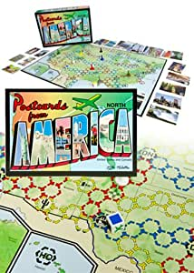 Postcards from America Game