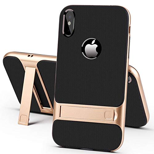 Stilluxy Xmax Case Compatible with iPhone Xs Max Kickstand IP Xsmax Cover Stand I Xmaxs Luxury X Max Matte i-Hone Sxmax Cell Phone 6.5 inch